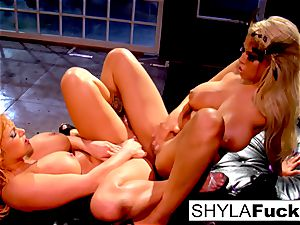 Shyla and Bridgette are a brilliant match