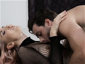 He enjoys Me In stockings And heels gig 4