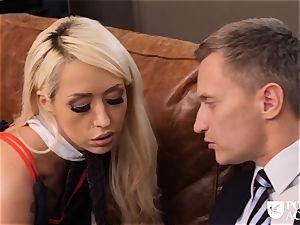 porno ACADEMIE - Christmas plow with Christina sparkle
