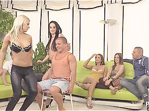 naughty musical chairs intercourse game part 1