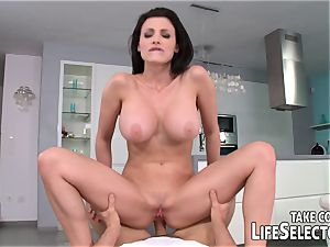 Meet Aletta Ocean and be smart to boink her