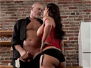 Phoenix Marie is a requiring tormentor to her slave