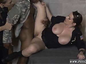 cougar corded hand job hard-core faux Soldier Gets Used as a plow fucktoy