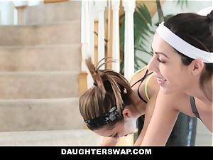 DaughterSwap - molten daughters-in-law Get spread