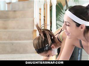 DaughterSwap - molten daughters-in-law Get spread