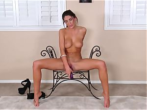 August Ames Rabbits puss