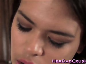 point of view latina stepteen jizzy