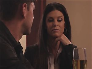 The Game part 2 with cougar dark-haired India Summers