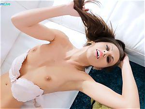 splendid nymphomaniac Tina Kay insatiable anal romping