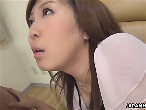 cute asian nubile getting her poon penetrated