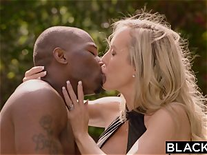 BLACKED Brandi enjoy drills Her Step daughters bbc boyfriend When Shes Gone