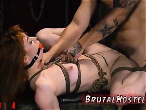fierce butt humping and gullet pee desperation bondage wonderful young nymphs, Alexa Nova and