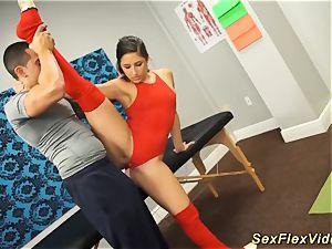 Flexi Bella Danger sex gymnastic