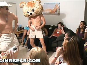 DANCINGBEAR - exclusive Delivery for school nymphs