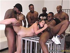 Zoey Laine Is A ebony jizz-shotgun tart Who loves group sex