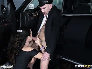 busty Ariella Ferrera - Drive on my meatpipe