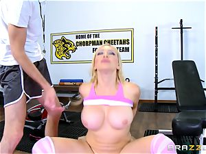 Kagney Linn Karter getting a cunt workout with Danny D