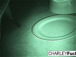 Charley's Night Vision fledgling fuck-fest