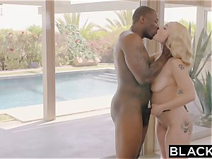 BLACKED curvaceous light-haired Cheats on bf With big black cock
