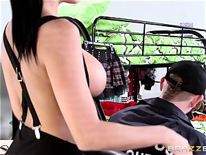 college babe Peta Jensen makes sure she lingers in college